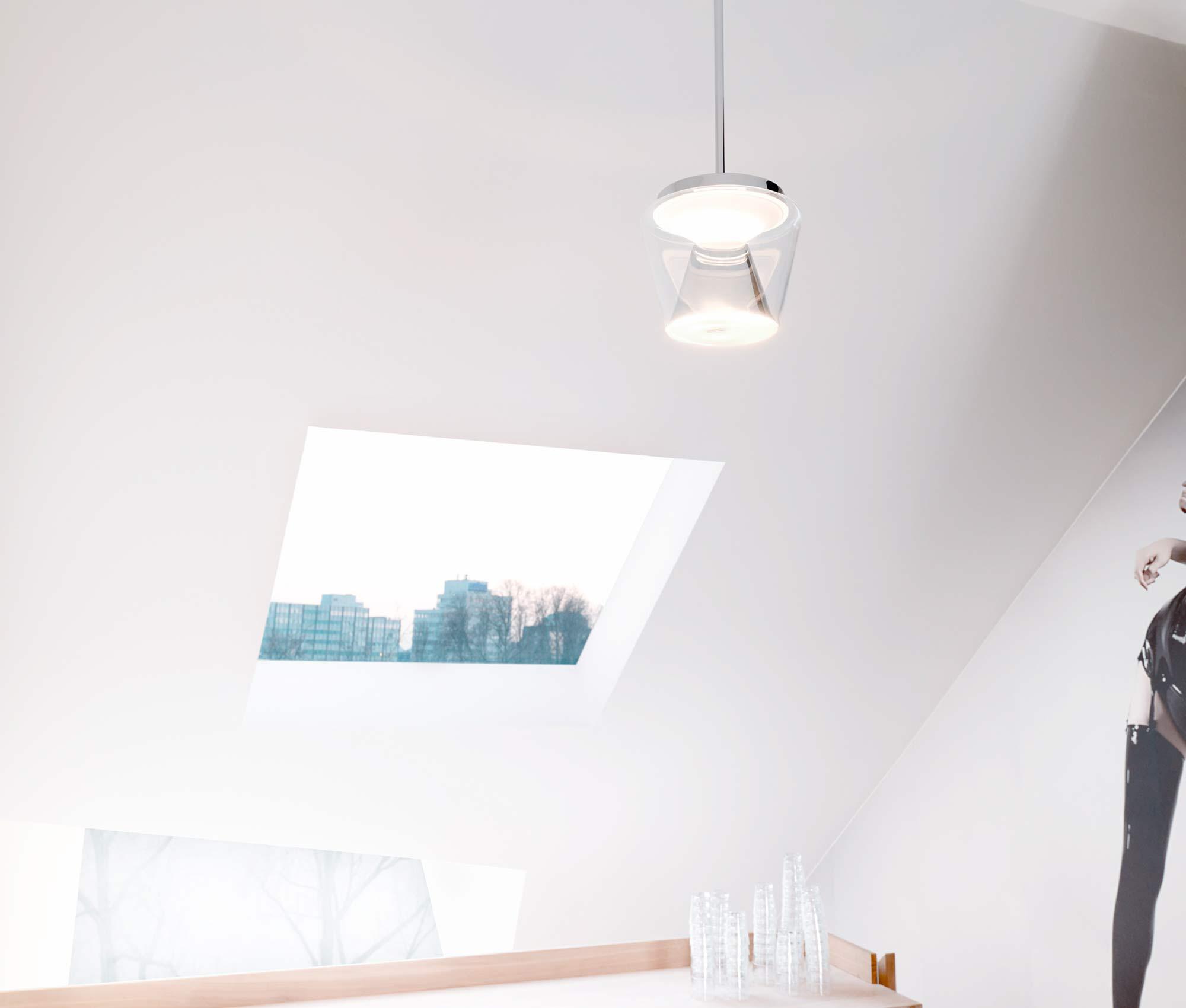 serien lighting annex suspension - Suspension Design Led