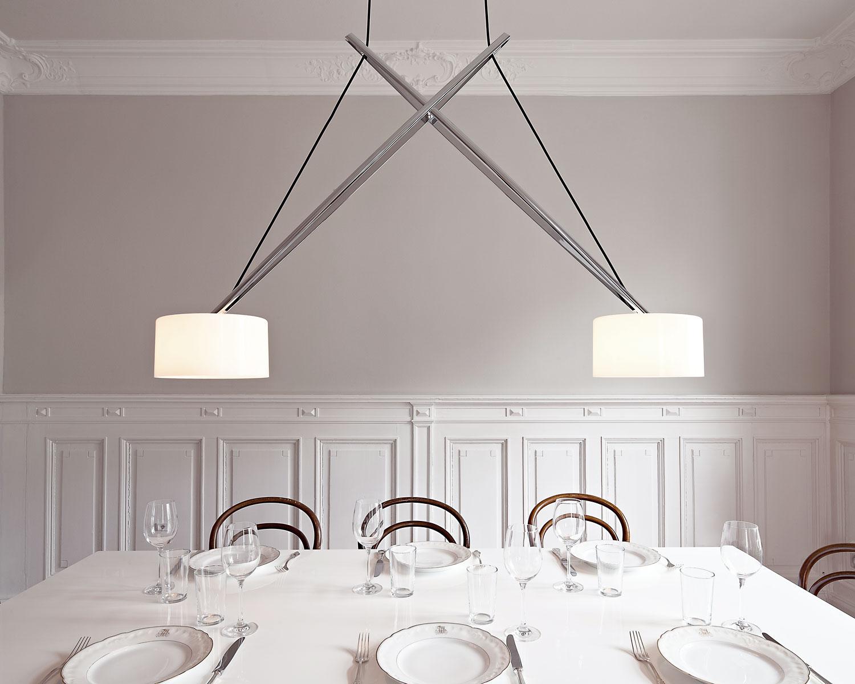 serien lighting twin. Black Bedroom Furniture Sets. Home Design Ideas